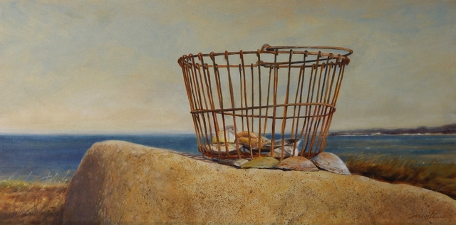 David Mesite, 'Near and Far', 2019, Addison Art Gallery