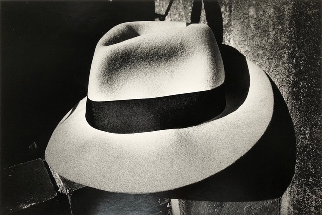 "Daido Moriyama, 'Hat from ""Light and Shadow""', 1981, The Lapis Press"