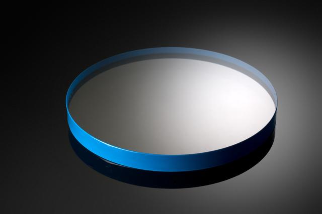 Tora Urup, 'Blue Plate II', 2015, Design/Decorative Art, Glass, Galerie Kuzebauch