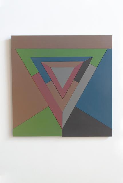 Marcos Lutyens, 'Diagrams for becoming: III) Radius', 2019, Alberta Pane