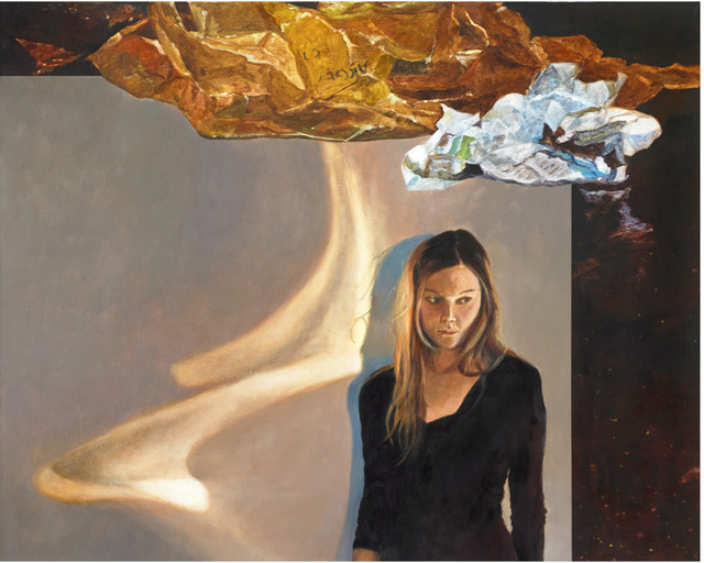 Martin Schnur, 'Nur drei Sekunden helles Licht', 2014, Galerie Jahn