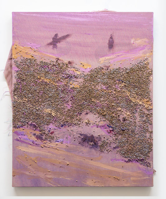 , 'Nothing Grows in Sand,' 2017, PROTO Gallery