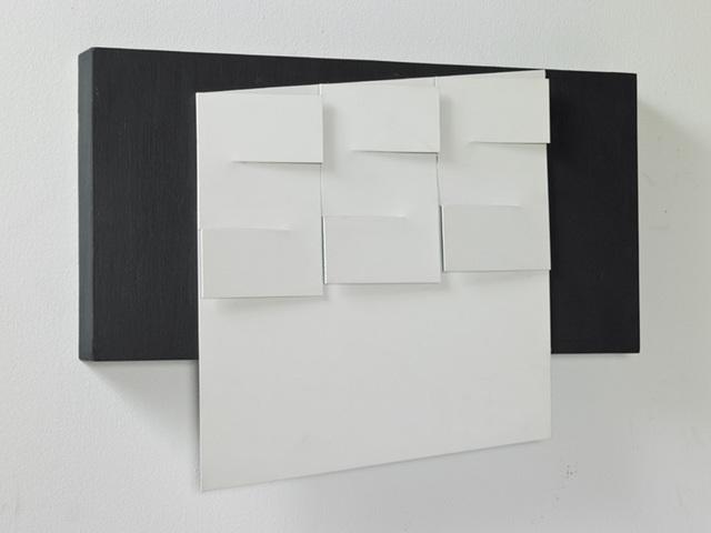 , 'Relieve negro y blanco,' 1978, Durban Segnini Gallery