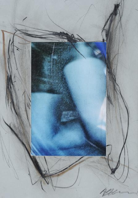 , 'Pierre Molinier Ubermalung #35,' 2008, Galerie Christophe Gaillard