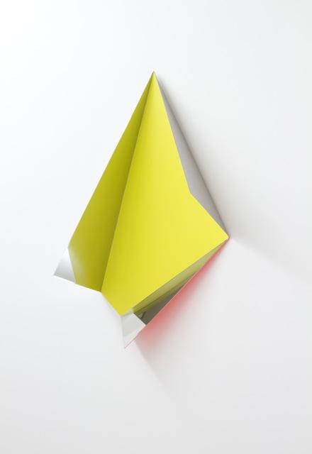 , 'No. 335 - Fold,' 2012, BISCHOFF/WEISS