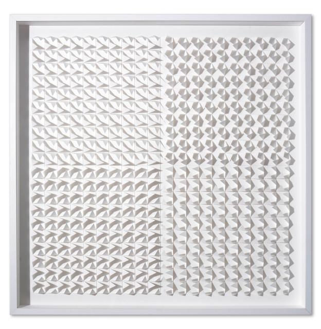 , 'White on White,' , Paraphé