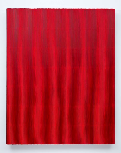 , 'Ecriture No. 161005,' 2016, Tina Kim Gallery