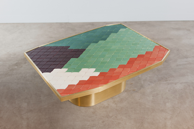 , 'Landscapes table #3,' 2013, Carwan Gallery