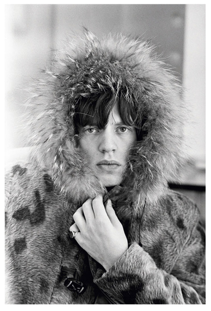 Terry O'Neill, 'Mick Jagger, Parka', 1968, Mouche Gallery