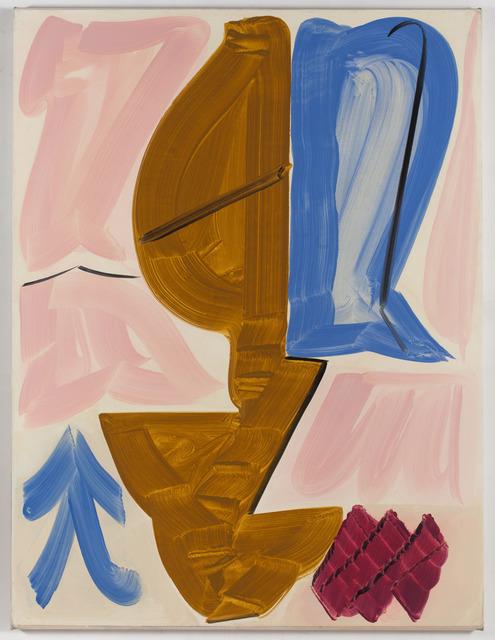 , 'Attire,' 2013, Wallspace