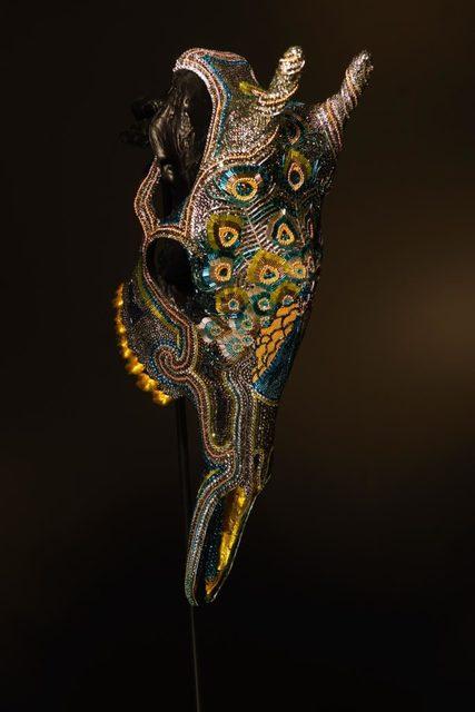 , 'Jirafa Orgullosa (proud giraffe),' 2019, GrachtenGalerie