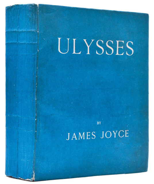 , 'Ulysses,' 1922, Shapero Rare Books Limited