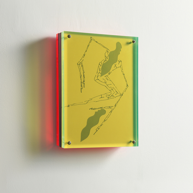 , 'Linee Riflesse,' 2016, A arte Invernizzi