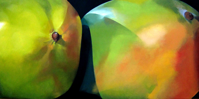 , 'DOUBLE MANGO,' 2011, ArtSpace / Virginia Miller Galleries