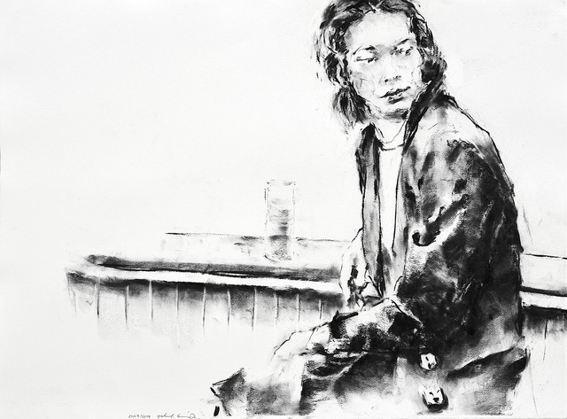 , 'Lisette,' 2014, GALERIA JORDI BARNADAS