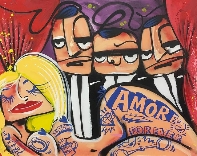 , 'Amor,' 2018, Kunsthuis Amsterdam