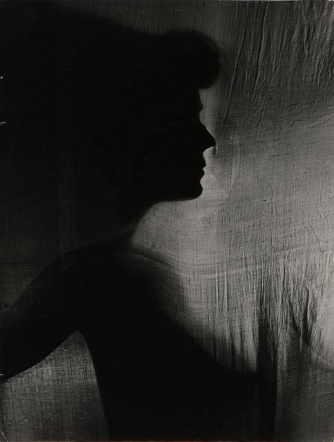 , 'Shadow (Jo Regaldi),' 1936, Bruce Silverstein Gallery