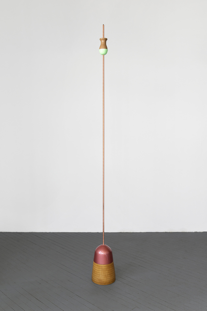 , 'Red Head,' 2015, Shulamit Nazarian