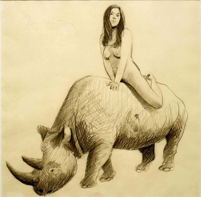 , 'Rhinocerous,' 1970, Modernism Inc.