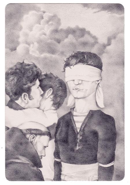 , 'Farewell My Dear Companions,' 2019, James Freeman Gallery