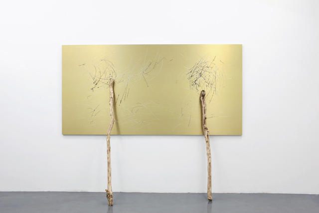 , 'Gold 6,' 2013, Boers-Li Gallery