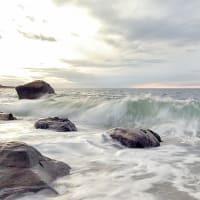 , 'Trumans Beach Sunset,' , THE WHITE ROOM GALLERY