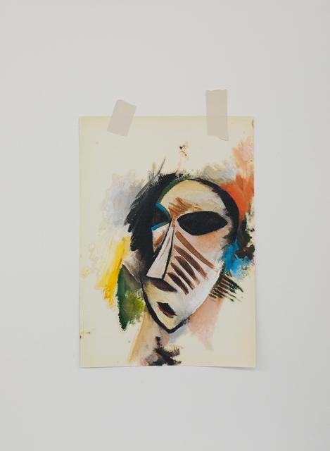 , 'Homenagem – Teste de cores imaginario (Picasso),' 2017, Espacio Mínimo