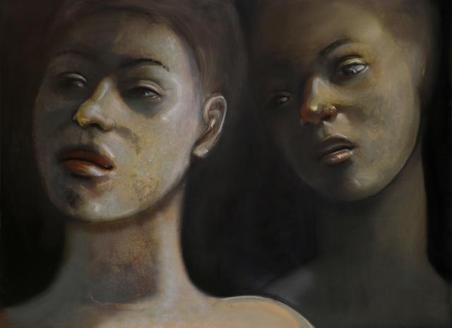 , 'Lovers Series No. 40,' 2017-2018, Charles Nodrum Gallery