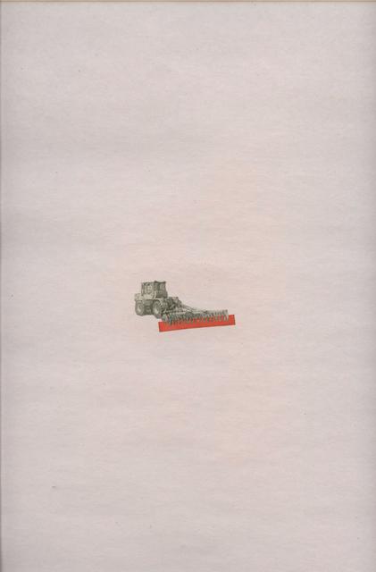 , 'Margin Notes No. 3 (Remove the Burden),' 2015, Lisa Sette Gallery