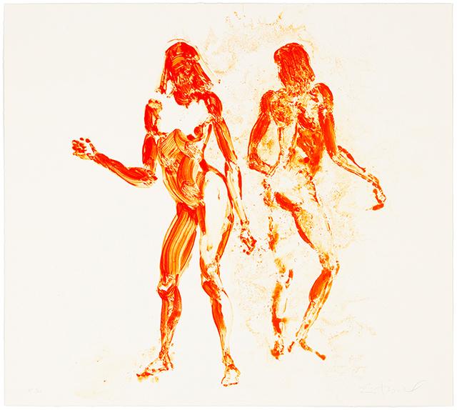 Eric Fischl, 'Two Girls Dancing', 2011, ARC Fine Art LLC