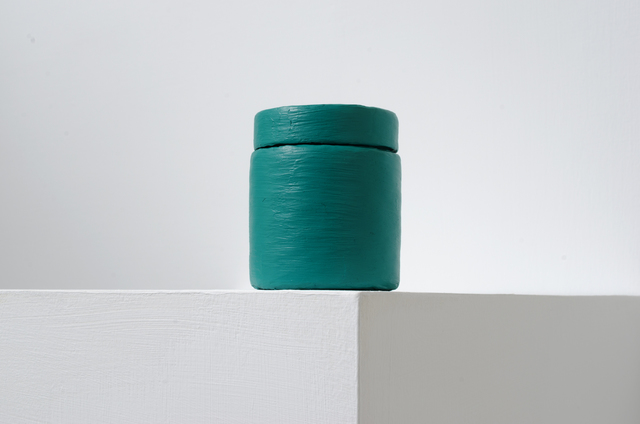 , 'Paint Can _ Light Turquoise,' 2014, Eslite Gallery