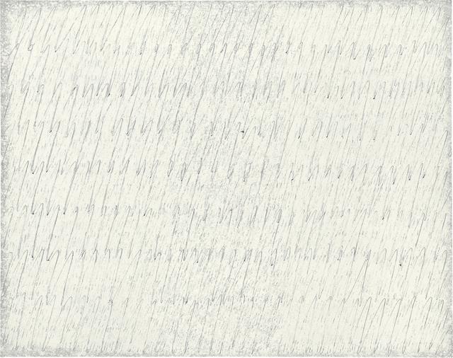 , 'Ecriture (描法) No. 18-81 ,' 1981, Kukje Gallery