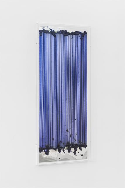 , 'SAMPLE (ULTRAMARINE),' 2017, Gether Contemporary
