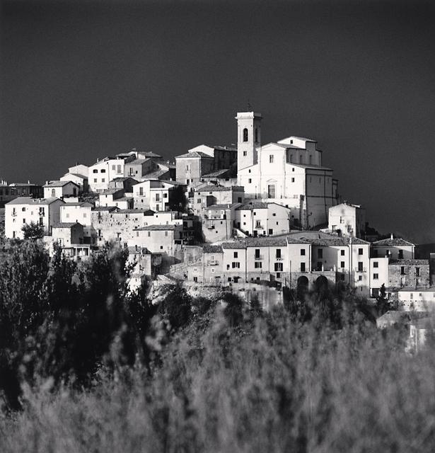 , 'Sunbreak, Altino, Abruzzo, Italy,' 2016, G. Gibson Gallery