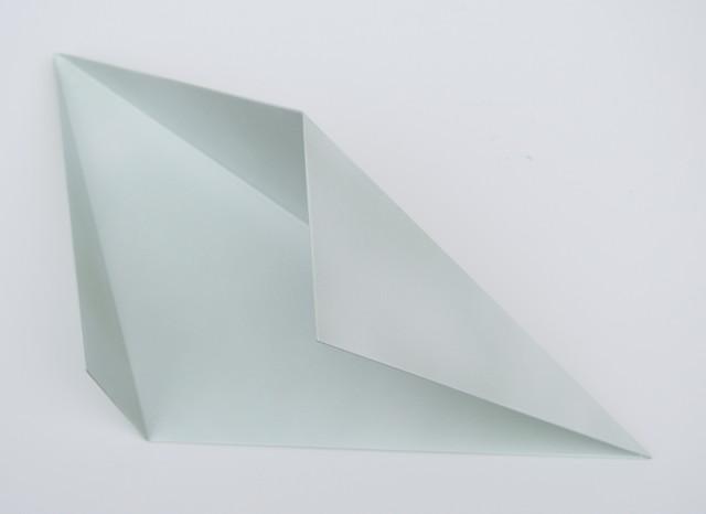 , 'Eckfalter,' 2015, Sebastian Fath Contemporary