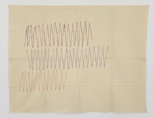 , 'Linea spezzata,' 1970, Casey Kaplan