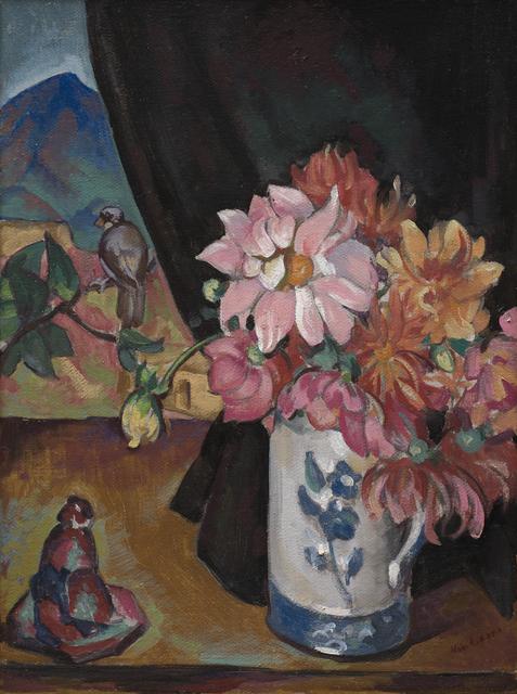 , 'Dahlias,' ca. 1919, Aaron Payne Fine Art