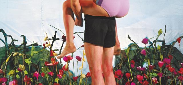Sabine Dehnel, 'Spaziergang III', 2003, Instantdreams