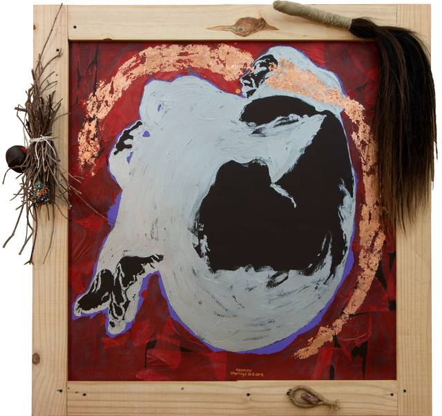 Santiago Olazabal, 'Re born', NG Art Gallery