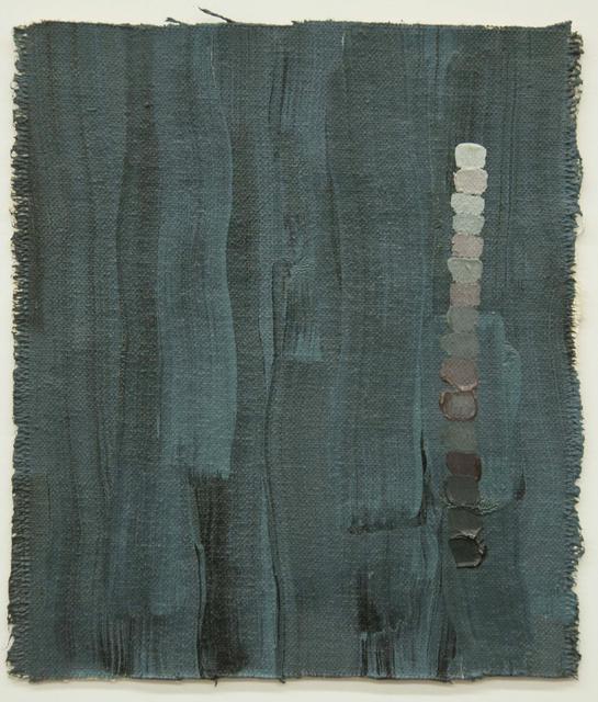 , 'X,' 1998, Conduit Gallery