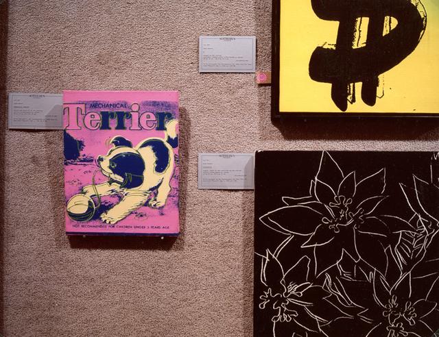 , 'Terrier,' 1991, Steven Kasher Gallery