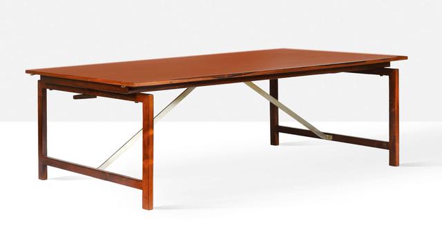 Dyrlund, 'Large table', Circa 1960, Aguttes