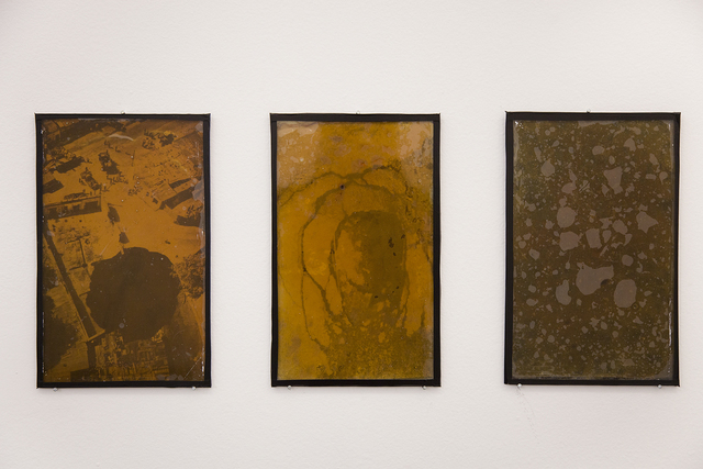 , 'Hole,' 2015, Athena Contemporânea