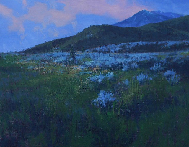Tom Howard, 'Evening in Spring, Southern Oquirrhs', 2018, Phillips Gallery