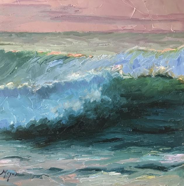 , 'Making Waves I,' 2018, Meyer Vogl Gallery