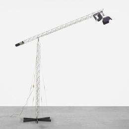 Curtis Jere, 'Crane floor lamp,' c. 1970, Wright: Art + Design (February 2017)