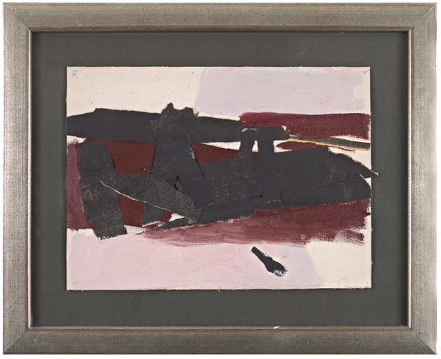 , 'Untitled Study,' ca. 1952, Berry Campbell Gallery