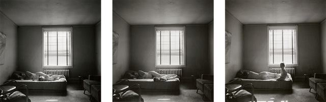 , 'Eleanor and Barbara, Chicago,' 1954, Pace/MacGill Gallery