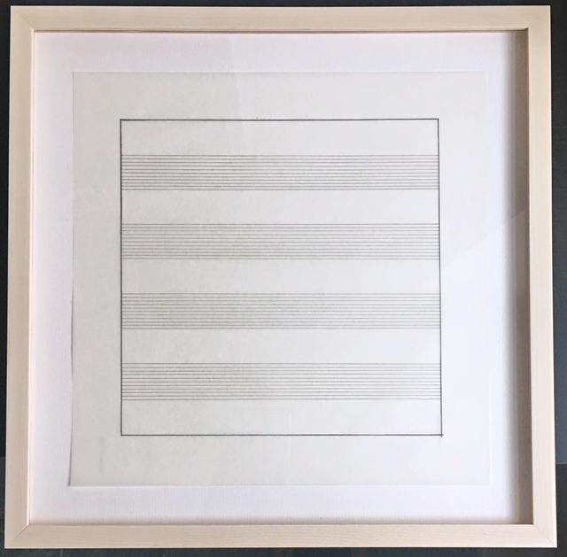 , 'UNTITLED X Lithograph on Vellum, from Stedelijk Museum (Framed),' 1991, Alpha 137 Gallery