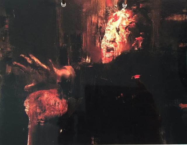 , 'Pie Fight Study,' 2010, Annka Kultys Gallery